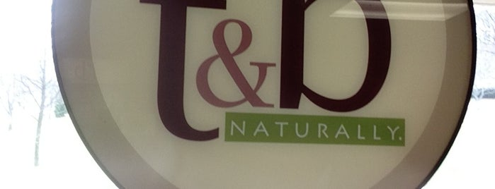 t&b Naturally is one of Frequent Visits.