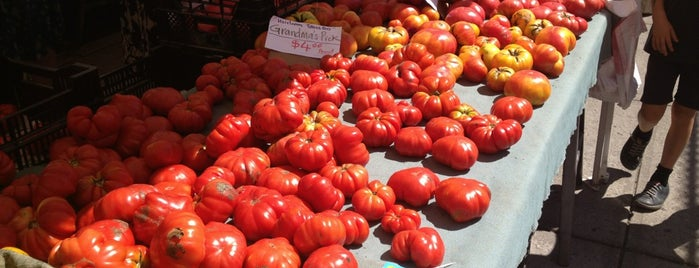 Carroll Gardens Greenmarket is one of The 15 Best Places for An Organic Food in Brooklyn.