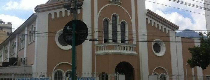 Paróquia Sagrado Coração de Jesus is one of #Rio2013 | Catequese [Portuguese].