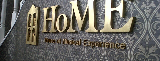 HoME (House of Musical Experience) Family Karaoke is one of My adventure collection !.