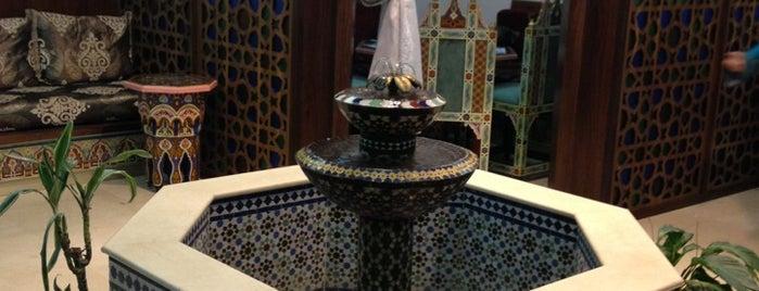 Marrakech Restaurant is one of Doha's Restaurants.