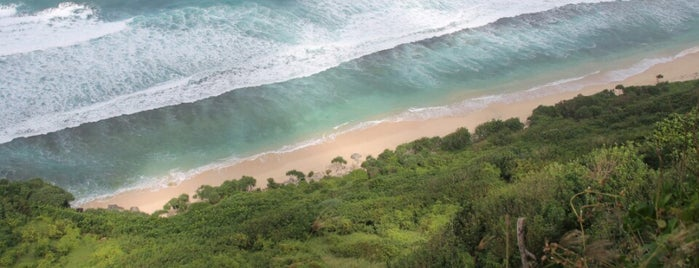 Nyang - Nyang Beach is one of Beautiful Beaches in Bali.