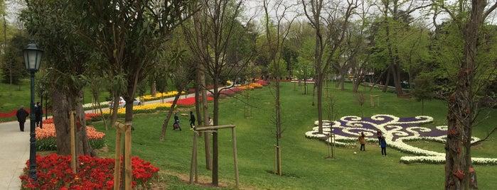 Emirgan Parkı is one of İstanbul'daki Park, Bahçe ve Korular.
