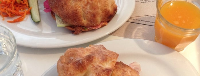 Sullivan Street Bakery is one of The Hell's Kitchen List by Urban Compass.