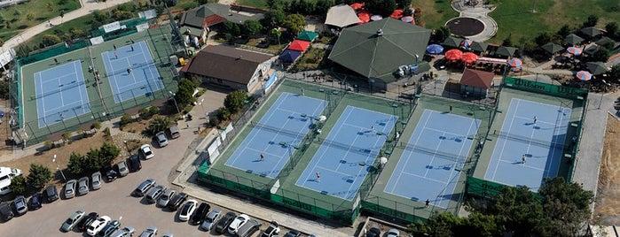 Pendik Tenis Kulübü is one of Spor Mekanları.