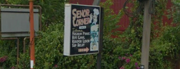Senor Corner is one of @Hulu Terengganu.