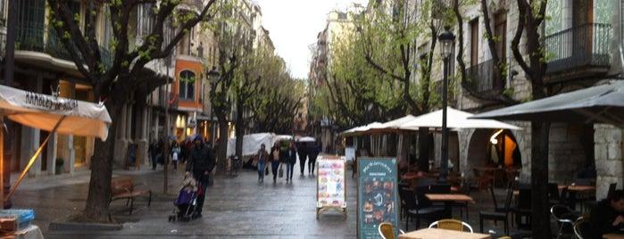 Rambla de Girona is one of girona I.