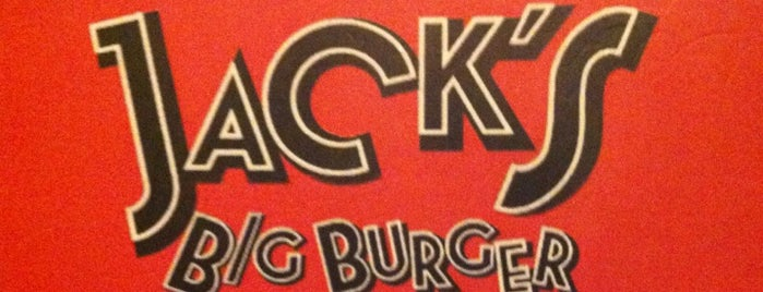 Jack's Big Burger is one of Best Burger Quest - BH.