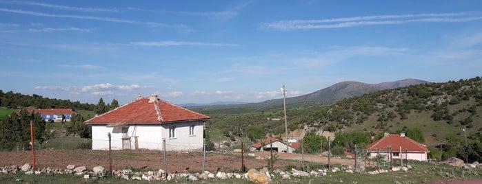 Kireç is one of Kütahya | Merkez Köyler.