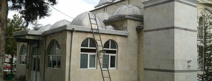 Söğütlü Çeşme Camii is one of Kütahya | Spiritüel Merkezler.