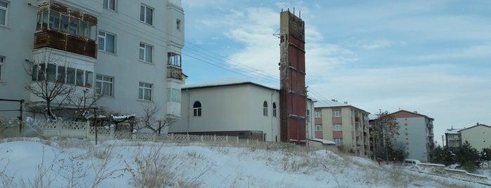 Terziler Sitesi Camii is one of Kütahya | Spiritüel Merkezler.