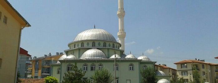 Siteler Camii is one of Kütahya | Spiritüel Merkezler.