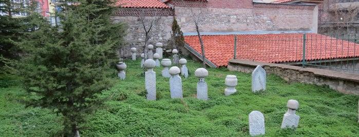 Balıklı (Şeyh Bahşi) Tekkesi is one of Kütahya | Spiritüel Merkezler.