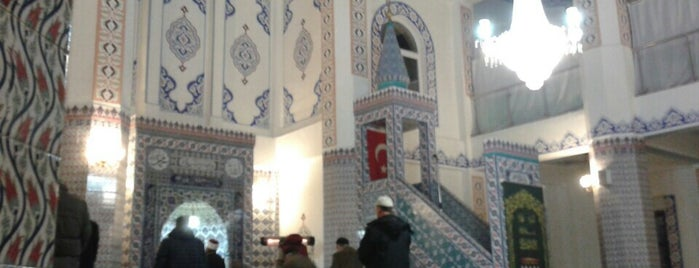 İmam-ı Azam Camii is one of Kütahya | Spiritüel Merkezler.