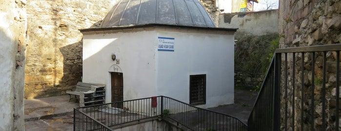 Aşağı Hisar Camii is one of Kütahya | Spiritüel Merkezler.