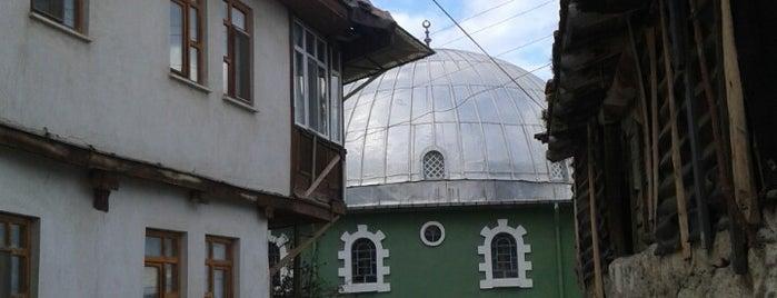 Güveççi Köyü Camii is one of Kütahya | Spiritüel Merkezler.