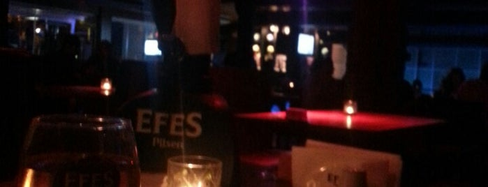 Efes Beer Cafe is one of themaraton.