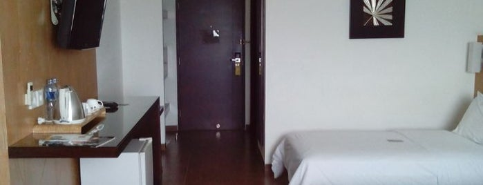 Hotel Santika Bogor is one of Hotel.