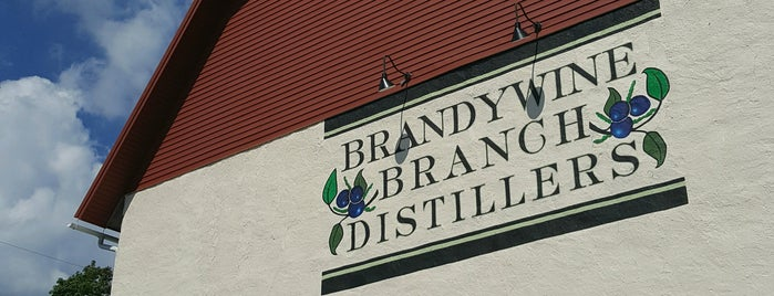 Brandywine Branch Distillers is one of Fun.