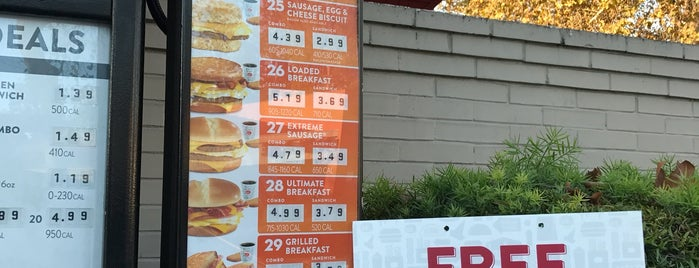 Jack in the Box is one of Foodies.