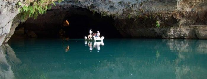 Altınbeşik Mağarası is one of antalya rota.