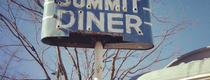 Summit Diner is one of Diners I want to go.