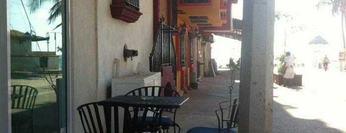 Caffé del Mar Vallarta is one of Puerto Vallarta.