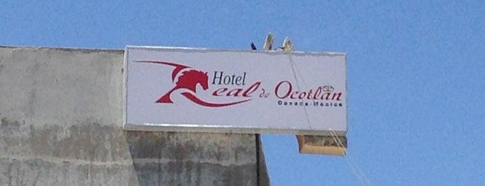 Hotel Real De Ocotlan is one of Recomendaciones.