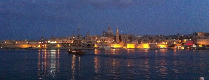 The Terrace Restaurant is one of Sliema Malta.