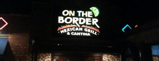 On The Border Mexican Grill & Cantina is one of Favorite Restaurants in Lone Tree, CO.