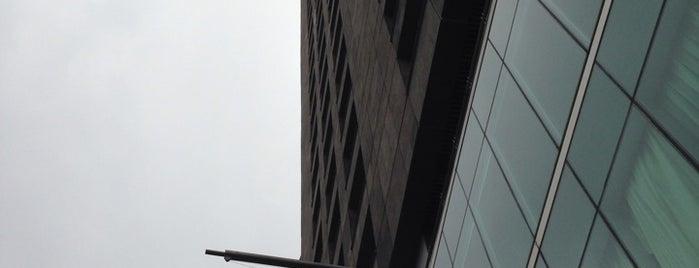 W Hotel is one of Rascacielos en la Ciudad de México..