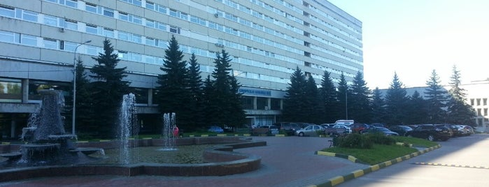 Поликлиника города кирова