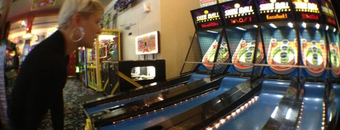 Funland is one of My Saved Places.
