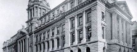 240 Centre Street is one of Architecture - Great architectural experiences NYC.