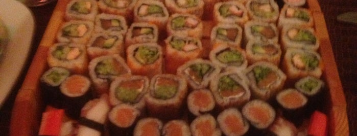Sushi & Noodle House is one of Asian Cuisine in Istanbul.
