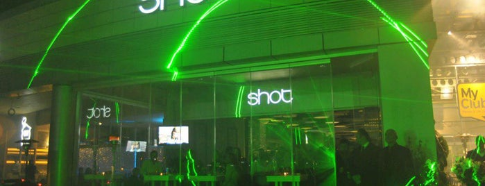 Shot Bistro Lounge & Bar is one of Sonradan Gurme.