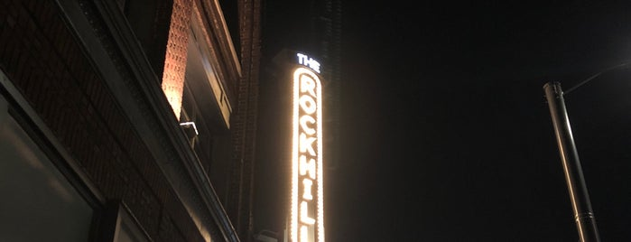 The Rockhill Grille is one of Want to Try.