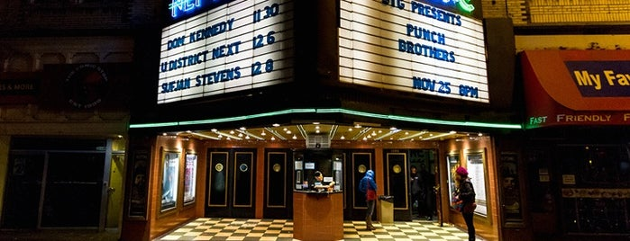 Neptune Theatre is one of Seattle Summer 2013 To Do List.