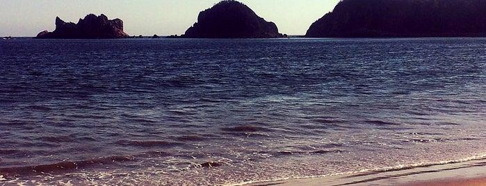 Melaque Beach is one of Hecho....
