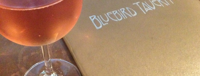 Bluebird Tavern is one of places to go.