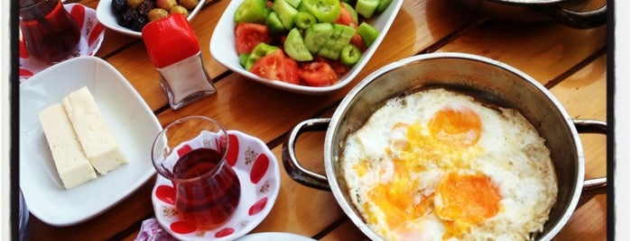Patlıcan is one of Orda burda surda.