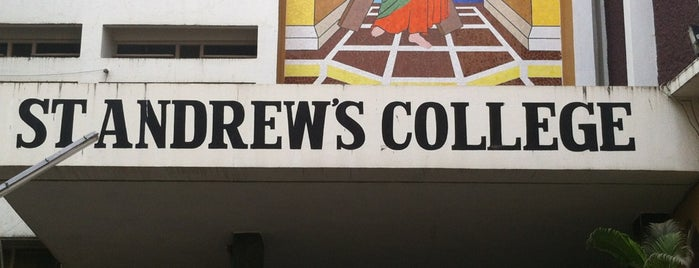 St. Andrew's College is one of Check-ins.