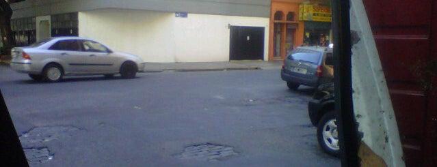 Zona comercial de la Av. Cabildo is one of En la Ciudad.