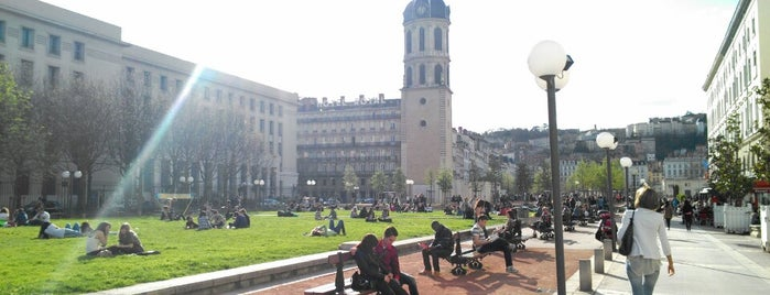 Place Antonin Poncet is one of To Do in France.