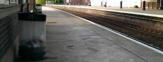 Arbroath Railway Station (ARB) is one of East Coast Network.