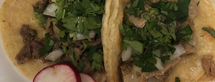 Taqueria Izucar is one of Food.