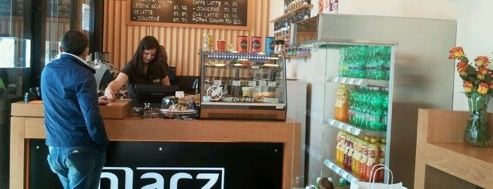 Placz Café is one of Cafés.