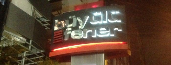 Büyülü Fener is one of Başka Sinema Salonları.