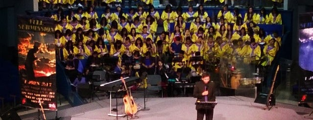 Cathedral Of Praise is one of Mabuhay ♥.