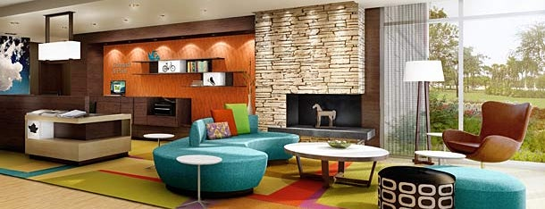 Fairfield Inn & Suites Orlando International Drive/Convention Center is one of The 15 Best Hotels in Orlando.